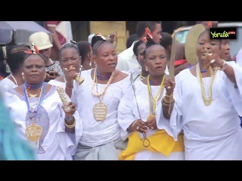 Osun Oshogbo Festival 2016
