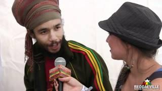 Interview: Natty @SummerJam 7/6/2012