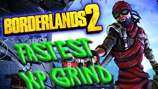 Borderlands 2 | LVL 30 Farming Saturn Run | Easy Loot and 12k XP