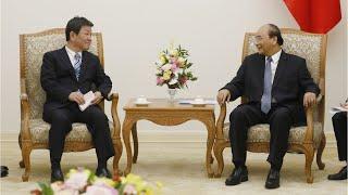 Ngoại trưởng Nhật Bản Motegi Toshimitsu thăm chính thức Việt Nam