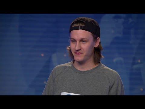 Jakob Appel - Friend of Mine av Avicii (hela audition 2018) - Idol Sverige (TV4)