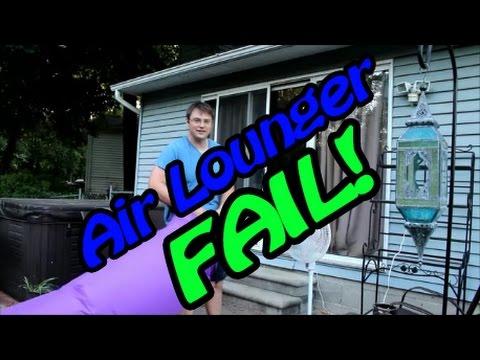 Air Lounger FAIL!