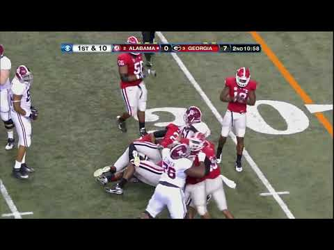 SEC Championship, 2012 (in under 40 minutes)