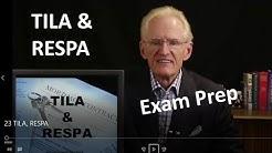 23 TILA, RESPA - Arizona Real Estate License Exam Prep