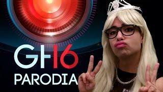 El test de cultura de Amanda y Han | GH 16 | Parodia