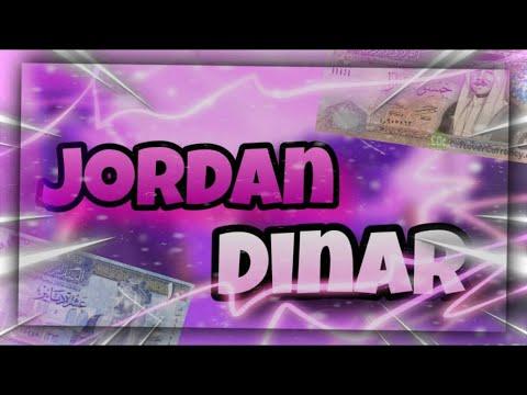 Jordanian dinars complete set / dinars jordanienne série complète #1