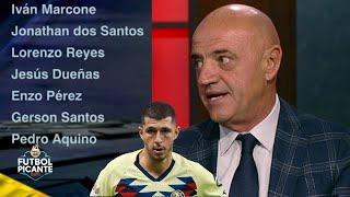 AMÉRICA ¿Quién puede reemplazar a Guido Rodríguez? Herrera perdería a su estrella | Futbol Picante