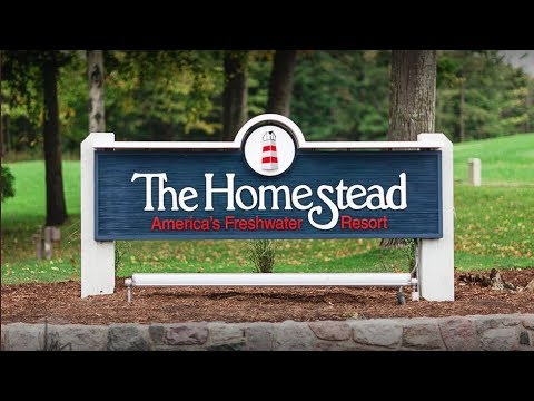 20170726 Family Vacation At The Homestead Glen Arbor MI Slideshow