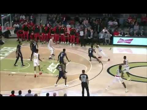 Pelicans VS. Hawks  highlights  10/1/18
