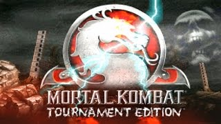 MUGEN - Mortal Kombat Tournament Edition