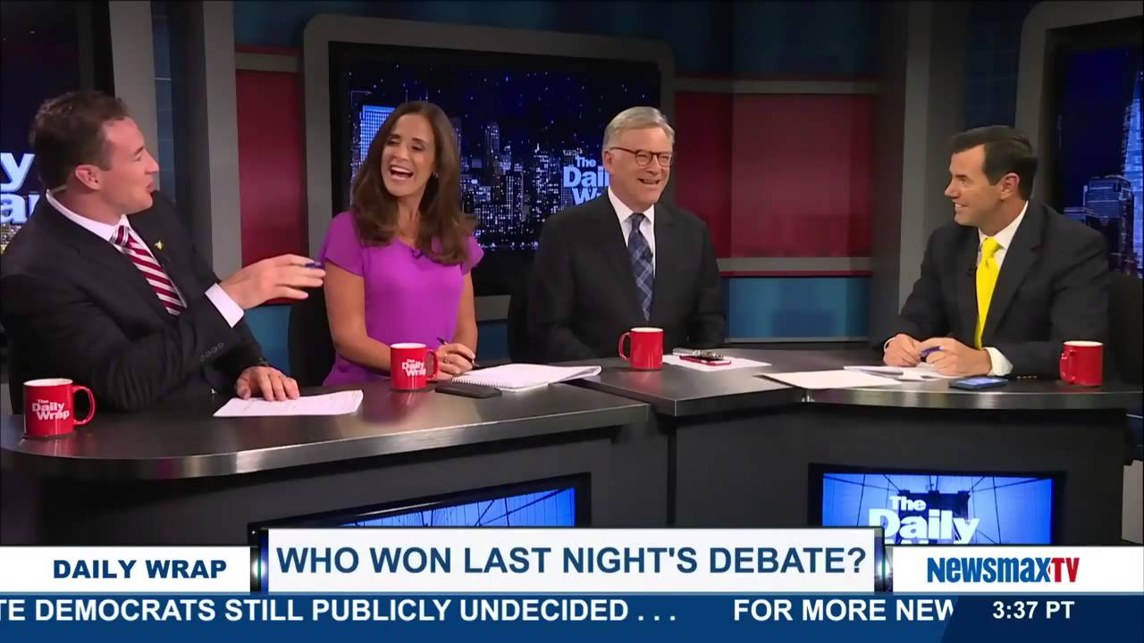who won the debate - photo #19