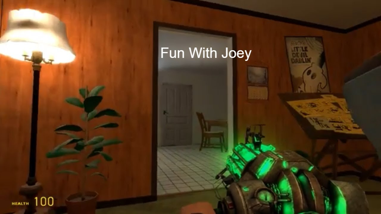 Joey S Apartment Sfm 2 Gmod Tutorial