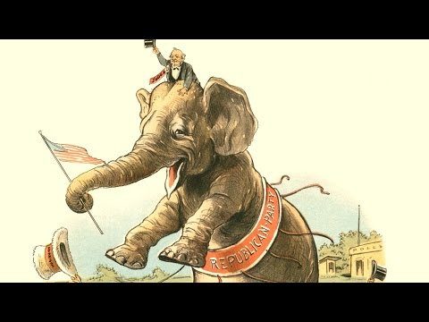 Why An Elephant For Republicans? | America 101