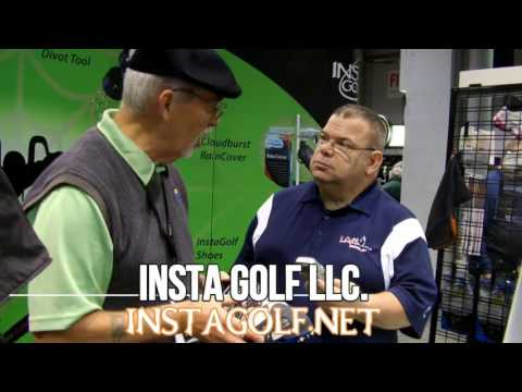 Insta Golf LLC   Chicago Golf Show 2016