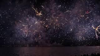 Gambar cover 2018 Biwako Fireworks Festival       びわ湖花火大会      ゆず/虹