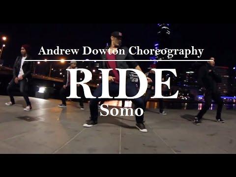 Somo - Ride (Andrew Dowton Choreography) ft. BKODE