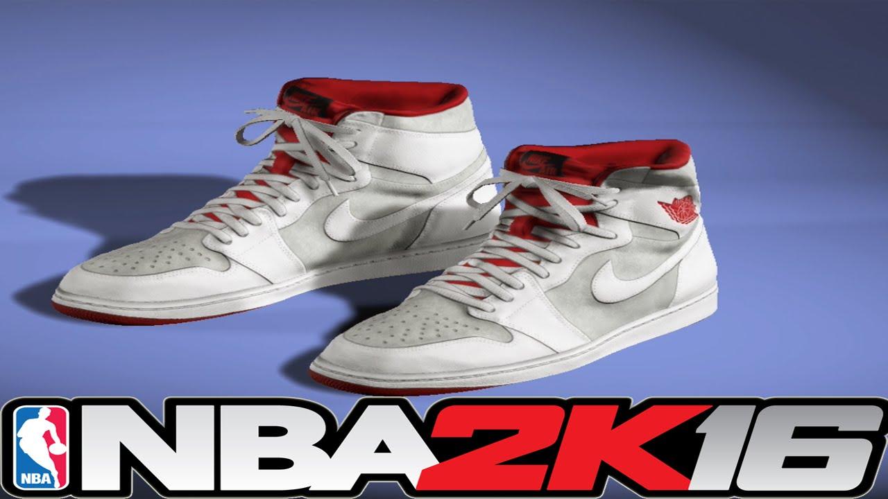 Jordan Shoe Creator K