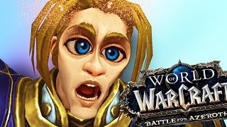 BFA Specializations That LOOK Amazing! - World of Warcraft: Battle For Azeroth (BETA)