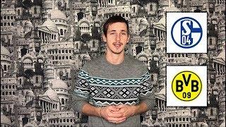 Шальке - Боруссия Дортмунд   Прогнозы на футбол