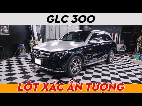 GLC 300 dán decal oto đẹp | Dán đổi màu ô tô l TeckWrap GAL 16 & GAL 11s
