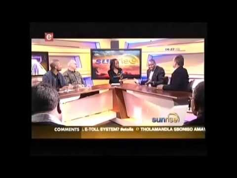 eTV Sunrise e-tolls debate