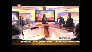 eTV Sunrise e-tolls debate