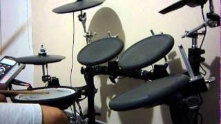 Hip Hop Drum Cover - Beatnuts Bring the Funk Back on Roland V-Drums TD9 RFUNKL