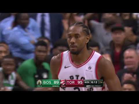 Boston Celtics vs Toronto Raptors | October 19, 2018