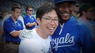 SungWoo Lee, the Human Good Luck Charm, is Back in Kansas City