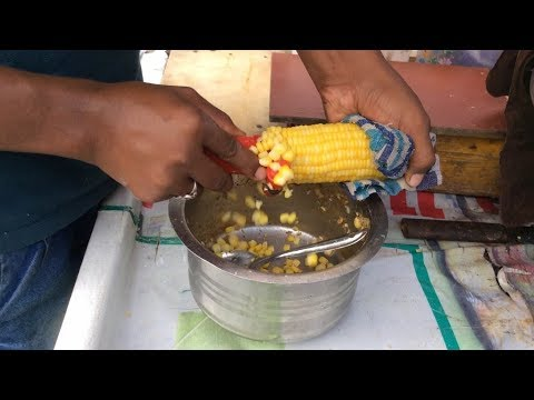Corn Chat   Ahmedabad Street Food   Masala Corn  