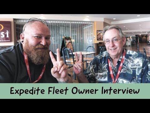 EXPEDITE FLEET OWNER INTERVIEW