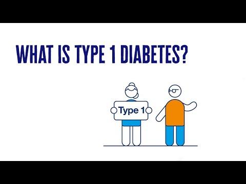 prueba en línea para diabetes tipo 1
