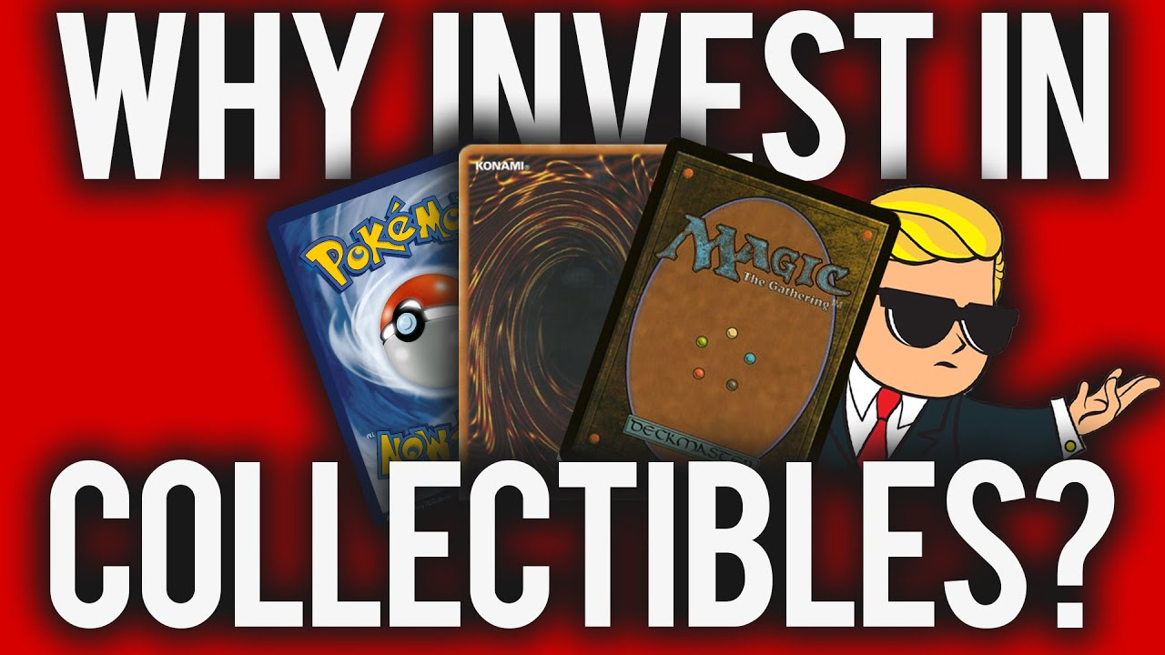 Download The Reason Collectibles Are Turning Into Investments