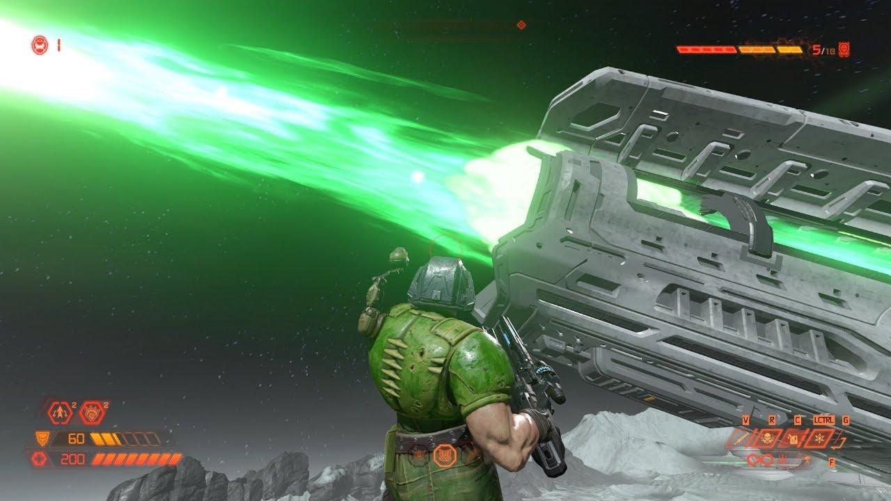 doom annihilation bfg 9000
