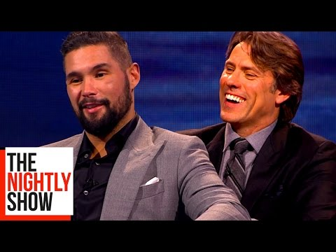 Tony Bellew Thought His Creed Acting Role Was a Wind-Up