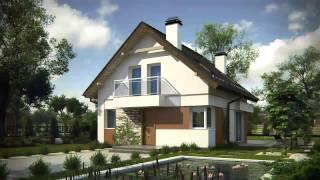 видео проекты домов из пеноблоков