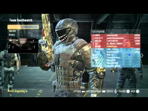 HGMPlays - AW - MORS Silver Bullet - Gameplay #2