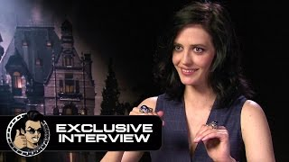 Eva Green interview 'Mary Poppins on speed' - Miss Peregrine's Home for Peculiar Children
