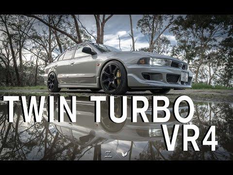 TWIN TURBO GALANT VR4 || Pride & Passion