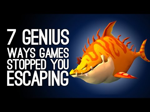 7 Genius Ways Games Stopped You From Escaping Them: Commenter Edition