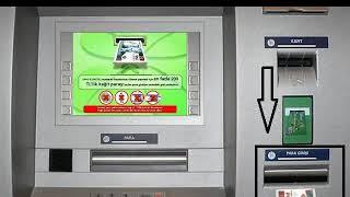 Garanti Bankası Kartsız İşlem Para Yatırma