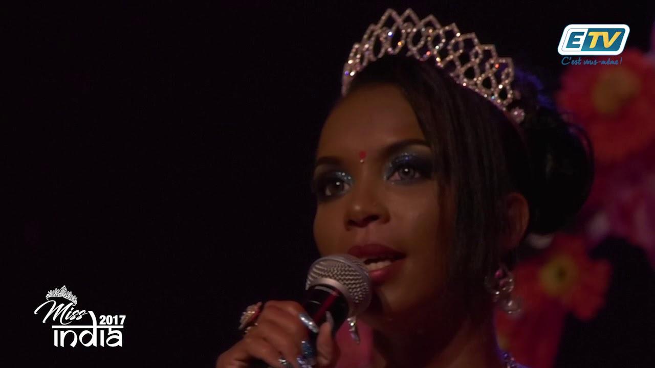 Miss INDIA 2017 - La finale Partie 2