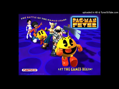 Pac-Man Fever Soundtrack - Main Menu