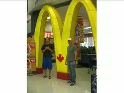 Winnipeg McDonald's Adventure Trailer