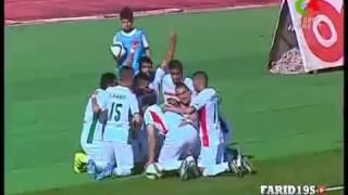 أهداف سريع غليزان 2 إتحاد الجزائر 0 ** RCR 2-0 USMA