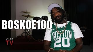 Boskoe100 on Nipsey Hussle & Eric Holder: I\'ve Seen Situations Escalate Like This (Part 1)