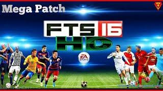 FTS 16 EM HD GRÁFICOS EXTRA E CAMPO DE PS2 [Narração 100%]