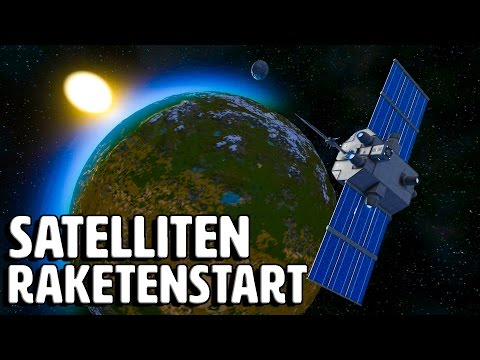 Space Engineers #11 - Bester Raketenstart aller Zeiten - Survival Let's Play [German/Deutsch]