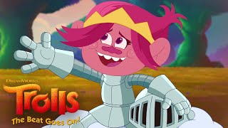 Poppy and Branch Tell Fairy Tales!   Trolls: The Beat Goes On!