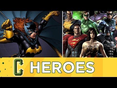 Batgirl's Coming, DCEU's Changing - Collider Heroes
